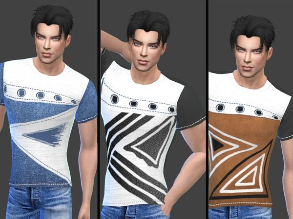 ROPA HOMBRE SIMS 4