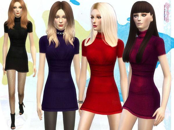 Ropa mujer Sims 4