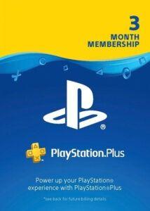 PlayStation Plus 3 meses Latinoamérica