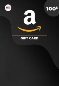 Tarjeta 100 dólares Amazon Estados Unidos
