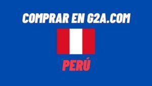 comprar g2a.com peru