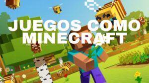juegos como minecraft