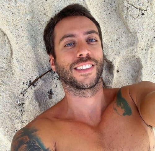 Foto de Jordi Wild en la playa