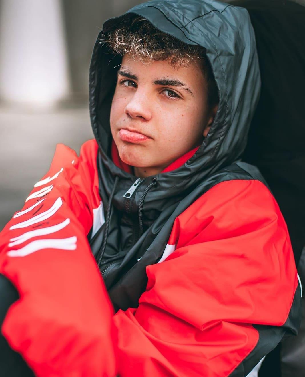 Foto de José Julio con chaqueta