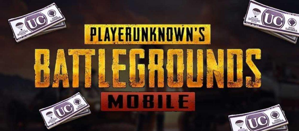 Unknown Cash PUBG Mobile