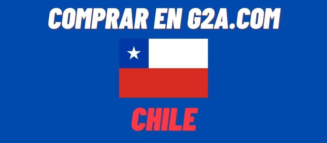 comprar g2a.com CHILE